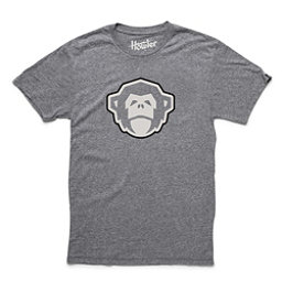 Howler Brothers Select Mens T-Shirt, El Mono Dark Grey Heather, 256
