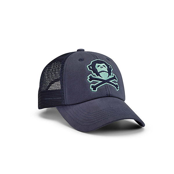 Howler Brothers Howler Standard Hat, Jolly Roger Dark Blue, 600