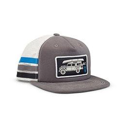 Howler Brothers Howler Snapback Hat, Pilgrimage Grey Stripes, 256
