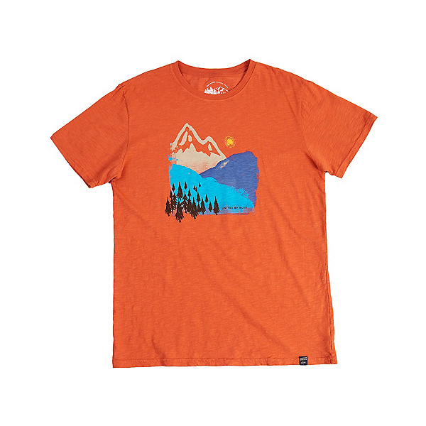 United By Blue Mountain Ink Mens T-Shirt, , 600
