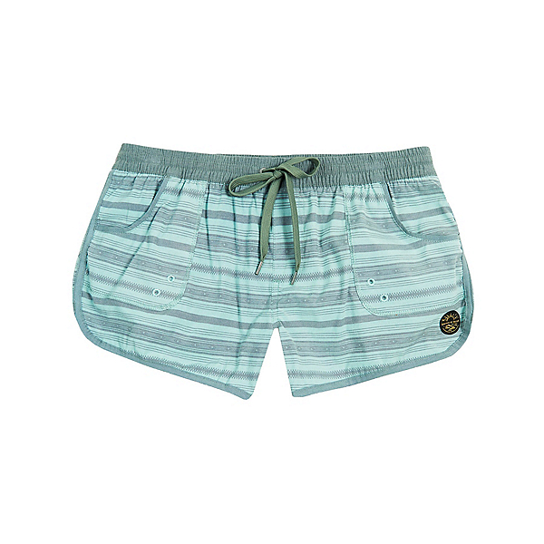 United By Blue Sandbank Womens Board Shorts, , 600