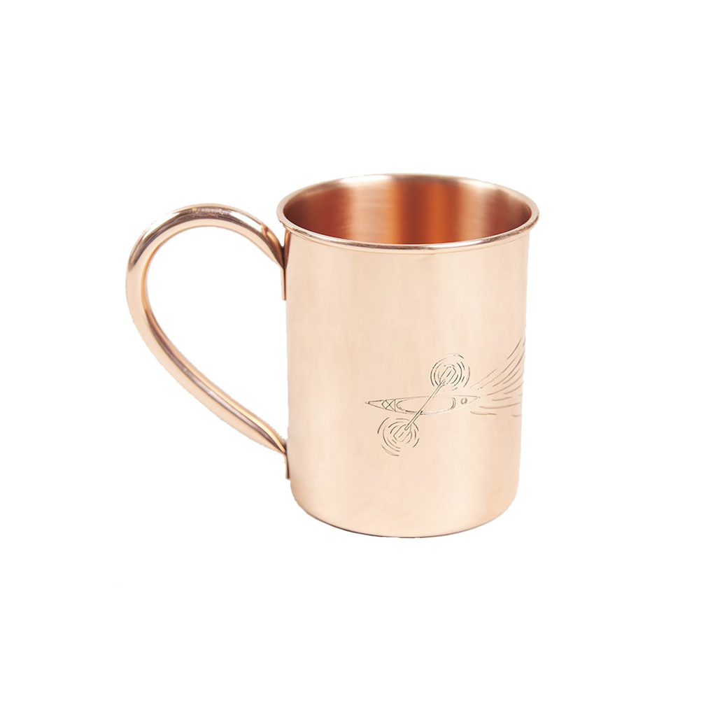United By Blue Paddle Out Copper Mug im test