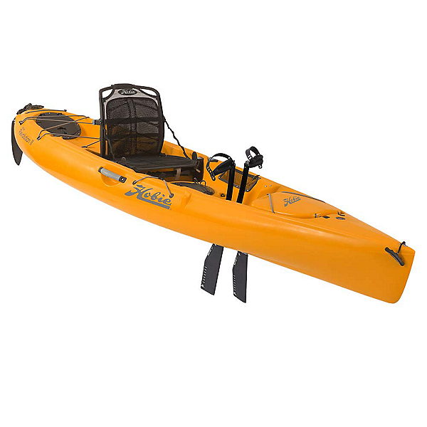 Hobie Mirage Revolution 11 Kayak 2019, Papaya Orange, 600