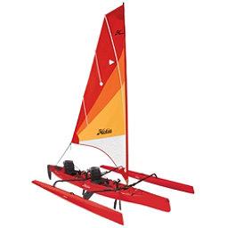 Hobie Mirage Tandem Island Kayak 2018, Red Hibiscus, 256