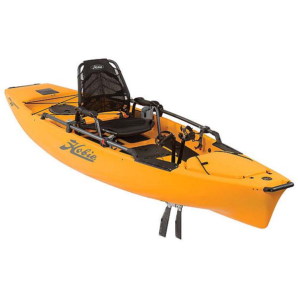 Hobie Mirage Pro Angler 12 Kayak, Papaya Orange, 600