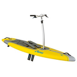 Hobie Mirage Eclipse 10'6 Recreational Stand Up Paddleboard 2018, Solar Yellow, 256