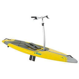 Hobie Mirage Eclipse 12'0 Recreational Stand Up Paddleboard 2018, Solar Yellow, 256