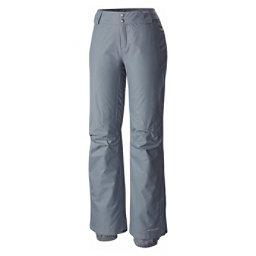 Columbia Bugaboo Short Womens Ski Pants, Grey Ash, 256