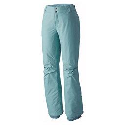 Columbia Bugaboo Short Womens Ski Pants, Aqua Haze, 256