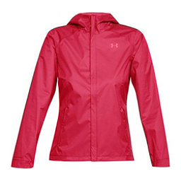 Under Armour Overlook Womens Jacket, Hollywood-Pink Shock-Pink Shoc, 256
