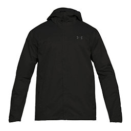 Under Armour Overlook Mens Jacket, Black-Graphite, 256
