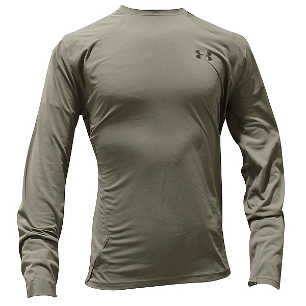Under Armour Sunblock Long Sleeve Mens Shirt, , 600