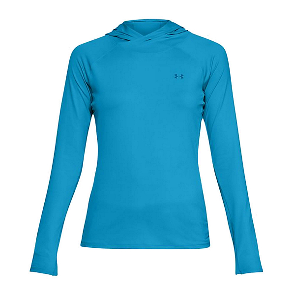 Under Armour Sunblock Womens Hoodie, , 600