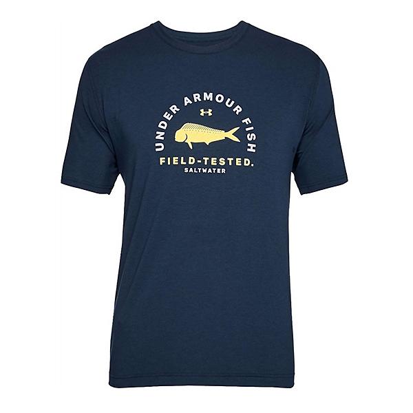 Under Armour Mahi Field Tested Mens T-Shirt, , 600