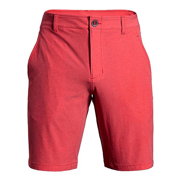 Under Armour Mantra Mens Hybrid Shorts, Pierce-Redex, 600