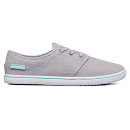 Under Armour Street Encounter Womens Shoes, Overcast Gray-White-Tropical T, 256