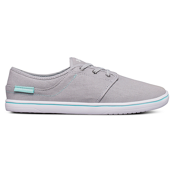 Under Armour Street Encounter Womens Shoes, Overcast Gray-White-Tropical T, 600