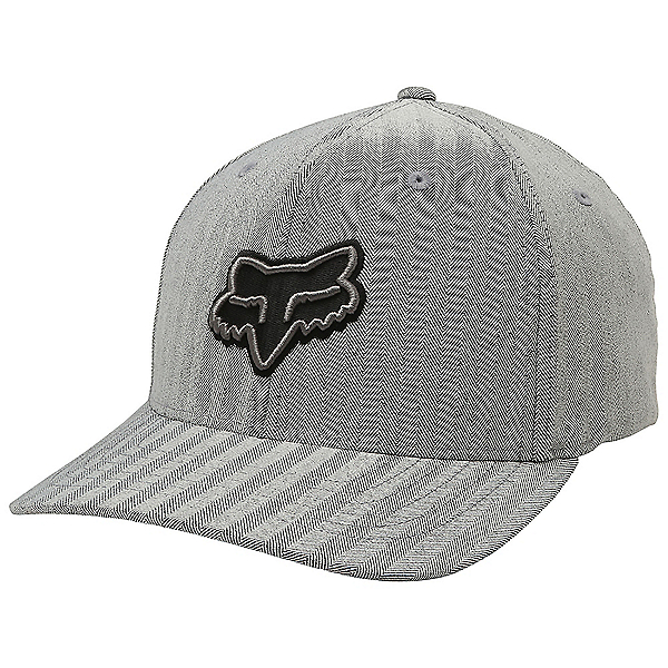 Fox Transfer Flexfit Hat, Grey, 600