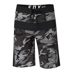 Fox Camouflage Moth Mens Board Shorts, , 256