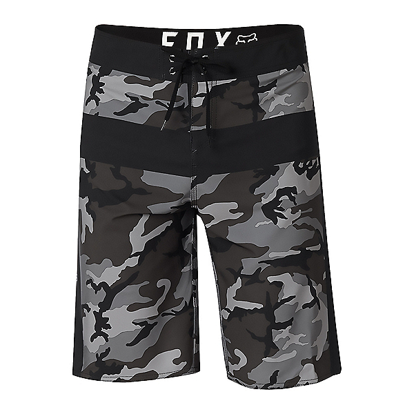 Fox Camouflage Moth Mens Board Shorts, , 600