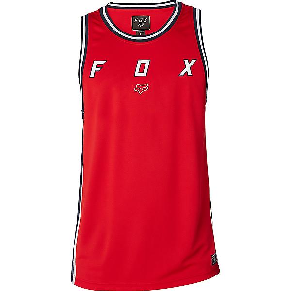 Fox Moth Bball Tank Top Mens T-Shirt, Red, 600