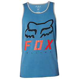 Fox Heritage Forger Tech Tank Mens T-Shirt, Heather Blue, 256