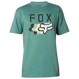 Fox 74 Wins Short Sleeve Mens T-Shirt, Emerald, 256