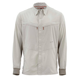 Simms Intruder Bicomp Long Sleeve Mens Shirt, , 256