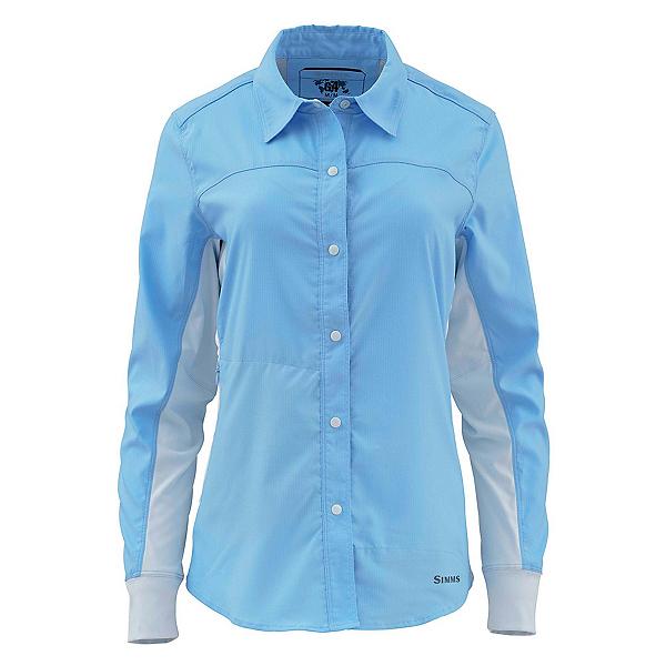 Simms Bicomp Long Sleeve Womens Shirt, , 600