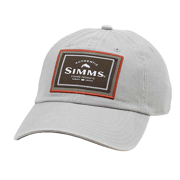 Simms Single Haul Cap, Granite, 600