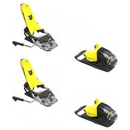 Look Look Pivot 14 Dual Ski Bindings, Yellow-Black, 256
