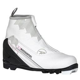 Rossignol X2 FW Womens NNN Cross Country Ski Boots, White, 256