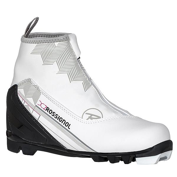 Rossignol X2 FW Womens NNN Cross Country Ski Boots, White, 600