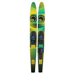 Radar Skis Origin Combo Water Skis With Horseshoe Adjustable Bindings 2018, , 256