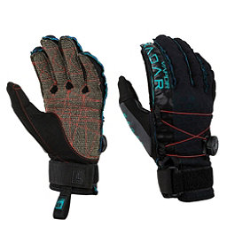 Radar Skis Vapor K BOA Water Ski Gloves 2018, Mint-Caffeinated, 256
