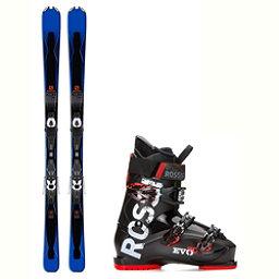 Salomon XDR 75 Evo 70 Ski Package 2018, , 256