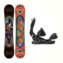 K2 Fastplant Mutant Snowboard and Binding Package 2018, , 256