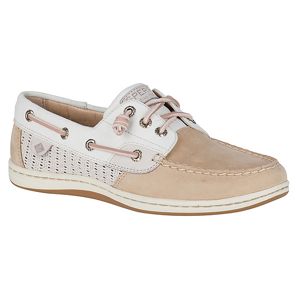 Sperry Songfish Chambray Womens Shoes, Linen, 600