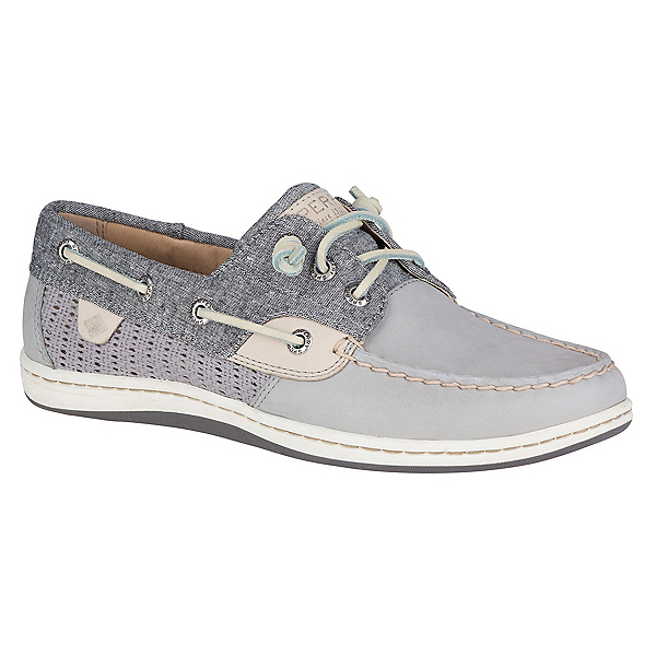 Sperry Songfish Chambray Womens Shoes, , 600