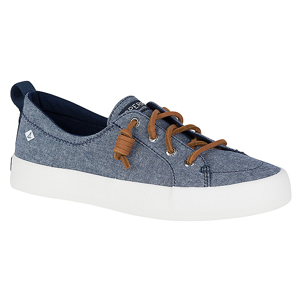Sperry Crest Vibe Crepe Chambray Womens Shoes, , 600