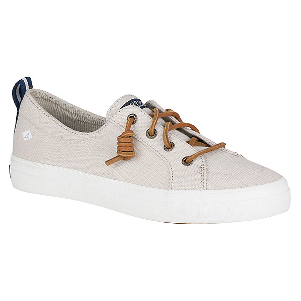 Sperry Crest Vibe Creeper Linen Womens Shoes, , 600