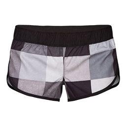 Hurley Supersuede Kingsroad Womens Board Shorts, Black, 256