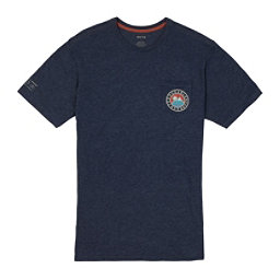 Burton Fox Peak Active Mens T-Shirt, , 256
