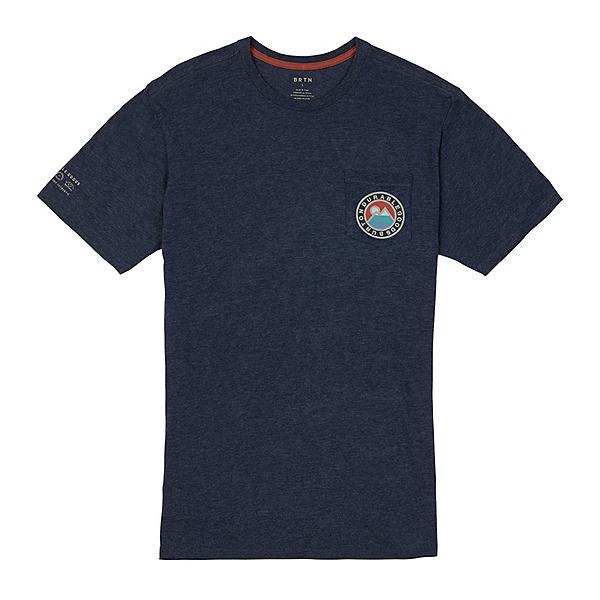 Burton Fox Peak Active Mens T-Shirt, , 600