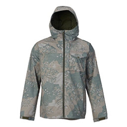Burton Portal Mens Jacket, Forest Night Hawaiian, 256