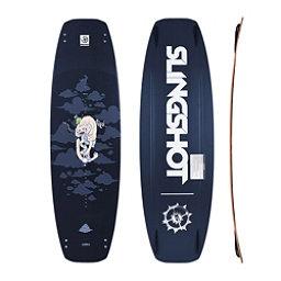 Slingshot Solo Wakeboard 2018, 142cm, 256