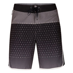 Hurley Phantom Motion Third Reef Mens Board Shorts, Black, 256