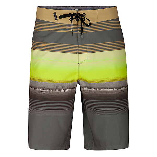 Hurley Phantom Gaviota Mens Board Shorts, Clay Green, 600