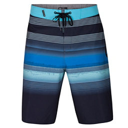 Hurley Phantom Gaviota Mens Board Shorts, Obsidian, 256