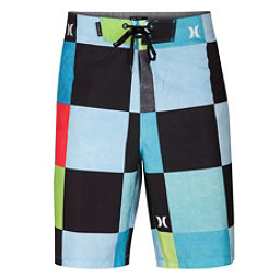Hurley Phantom Kingsroad Mens Board Shorts, Lagoon Pulse, 256